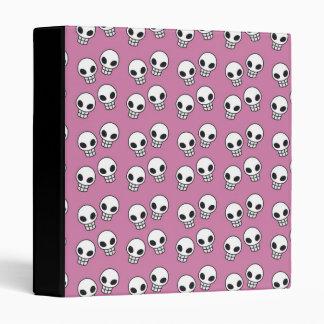 """Cráneos rosados retros carpeta 1"""""""