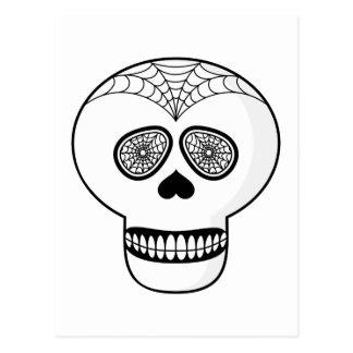 Cráneos Tarjetas Postales