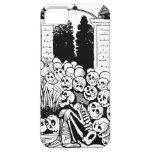Cráneos y esqueletos de risa iPhone 5 Case-Mate cobertura