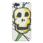 Cráneos y esquileos del caso de IPhone del Hairsty iPhone 5 Carcasas