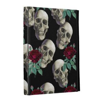 Cráneos y flores