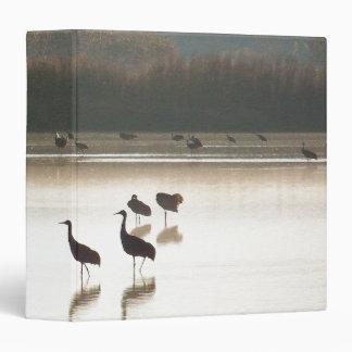 Cranes Avery Binder