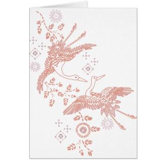 cranes cards