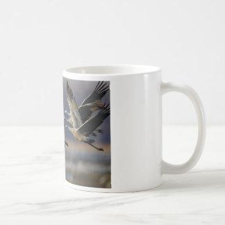 Cranes Coffee Mug