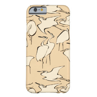 Cranes from Quick Lessons in Simplified Drawing Barely There iPhone 6 Case