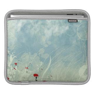 Cranes iPad Sleeves