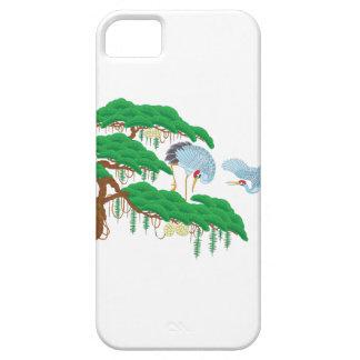 Cranes iPhone SE/5/5s Case