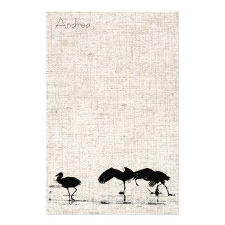 Cranes Linen Stationery