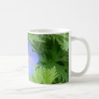 Cranesbill Geranium Ceramic Mug