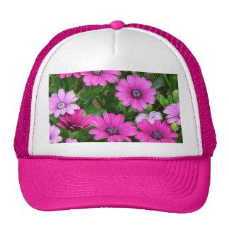 Cranesbill Geranium (Pink Flowers) Hat