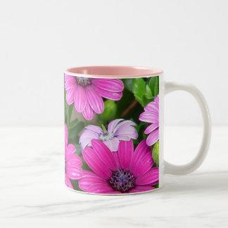 Cranesbill Geranium (Pink Flowers) Mug