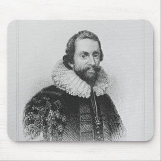 Cranfield from 'Lodge's British Portraits' Mouse Pad