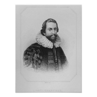 Cranfield from 'Lodge's British Portraits' Print