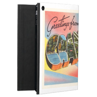 Cranford New Jersey NJ Vintage Travel Postcard- Cover For iPad Air