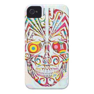 Cranial, bone, skeleton, skull, head, iPhone 4 cover