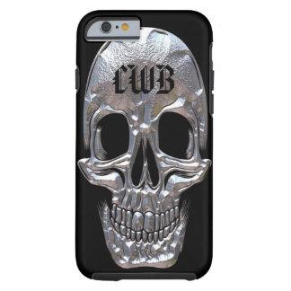 Cranial Ghost Factor Skull Tough iPhone 6 Case