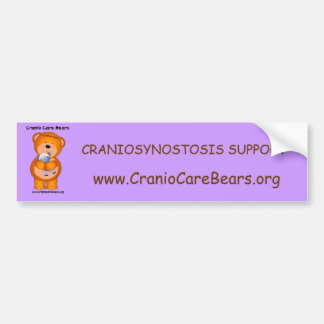 Cranio Care Bears - Bumpersticker Bumper Stickers