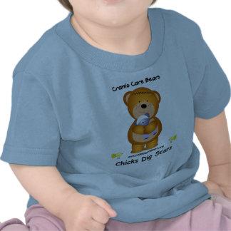 Cranio Care Bears - Chicks Dig Scars Shirt