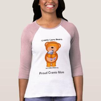 Cranio Care Bears - Proud Cranio Mom Tshirts