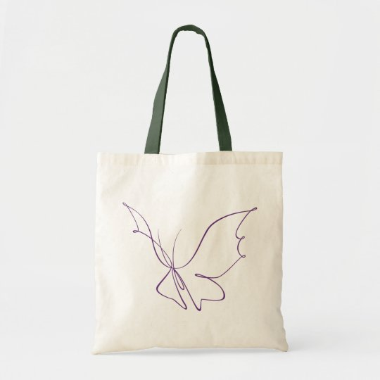 Cranio Mom Butterfly Tote Bag
