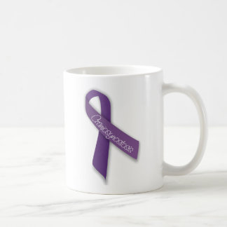 Cranio Ribbon Coffee Mugs
