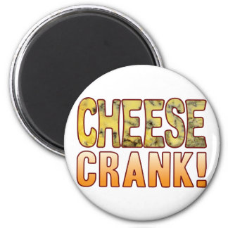 Crank Blue Cheese Magnet