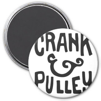 Crank & Pulley Magnet