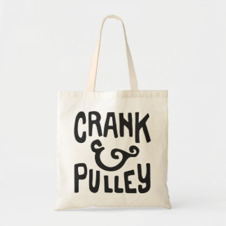 Crank & Pulley Tote