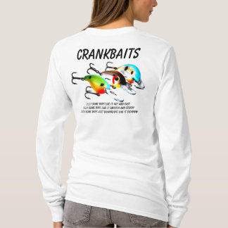 Crankbait women T-Shirt