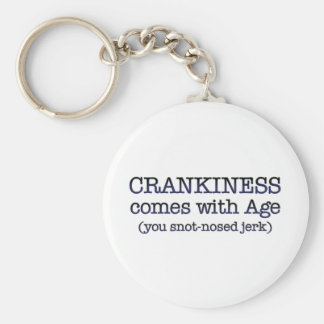 crankiness.png basic round button keychain