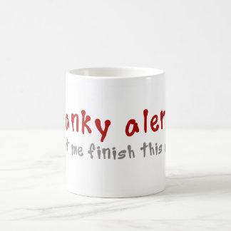 Cranky Alert! Mug