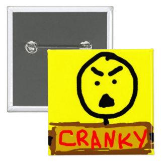 Cranky Pins