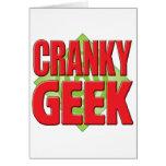 Cranky Geek v2 Card
