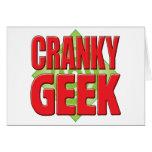 Cranky Geek v2 Cards