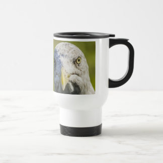 Cranky Old Seagull (Add Your Own Text) Travel Mug