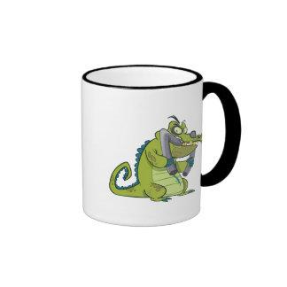 Cranky Ringer Mug