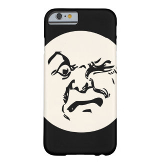 Cranky Vintage Moon Barely There iPhone 6 Case