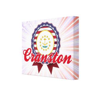 Cranston, RI Impresiones En Lona Estiradas