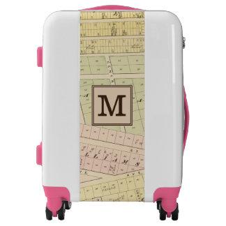 Cranston, RI Map | Monogram Luggage