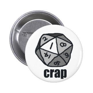 Crap Button