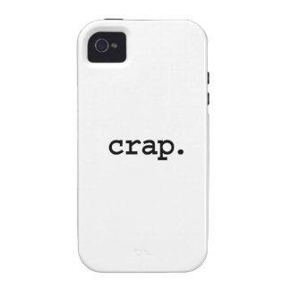 crap Case-Mate iPhone 4 covers