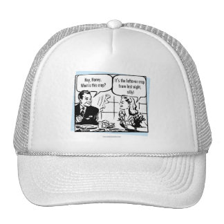 Crap... Mesh Hat