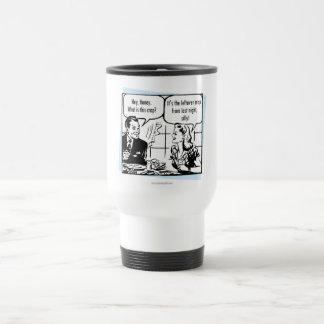 Crap... Travel Mug