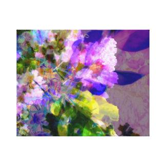Crape Myrtle Medley Gallery Wrap Canvas