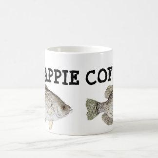Crappie Coffee. Coffee Mug