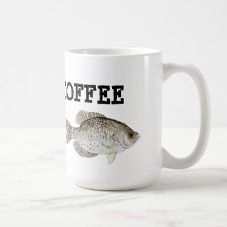 Crappie Coffee Mug