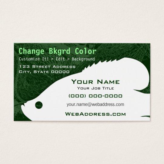 Crappie fish business card zazzle crappie fish business card colourmoves Gallery