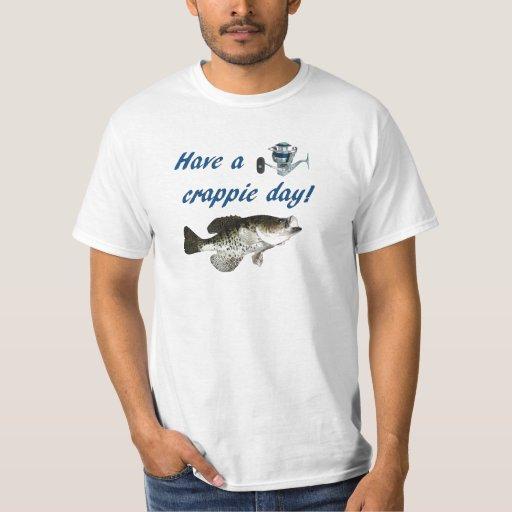 Crappie Fishing TShirt