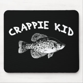 CRAPPIE KID MOUSE PAD
