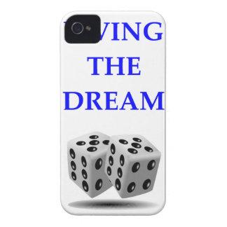 craps iPhone 4 case